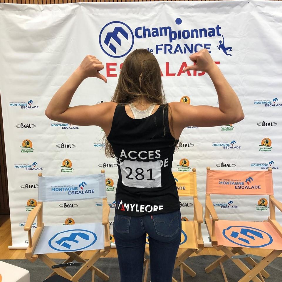 Championnat de France Jeune 2019